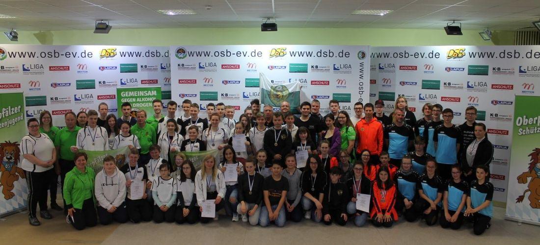 Jugendverbandsrunde 2019 in Pfreimd und Bingen/Rhein