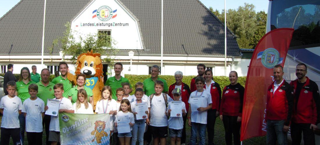 Teilnahme am Norddeutschland-Cup im Lichtschießen